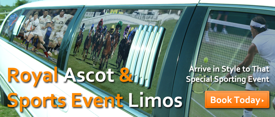 Royal Ascot & Sporting Event Limos