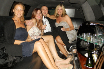 white-limo-corporate-hire-photo